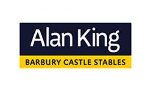 The logo of Alan King Racing