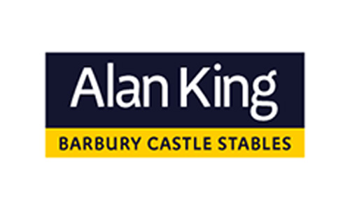 The logo of Alan King Racing