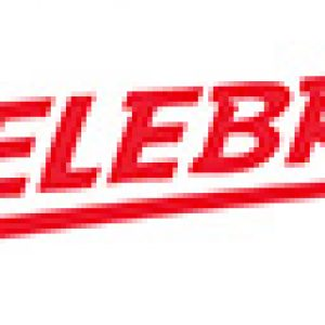 Close up of the Belebro automatic horse walker logo