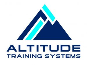 The logo for Altitude Training Systems