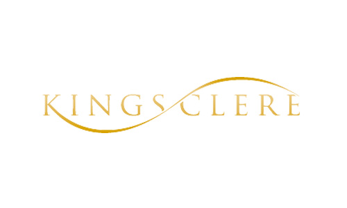 The logo of Kingsclere