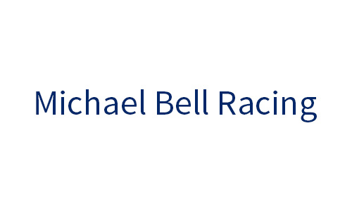 The logo of Michael Bell Racing