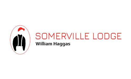 The logo of Somerville Lodge