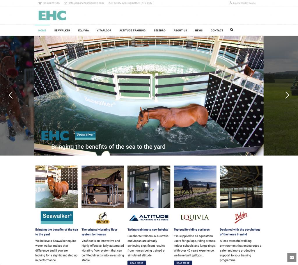 Vitafloor Equine Vibration Therapy System | EHC UK