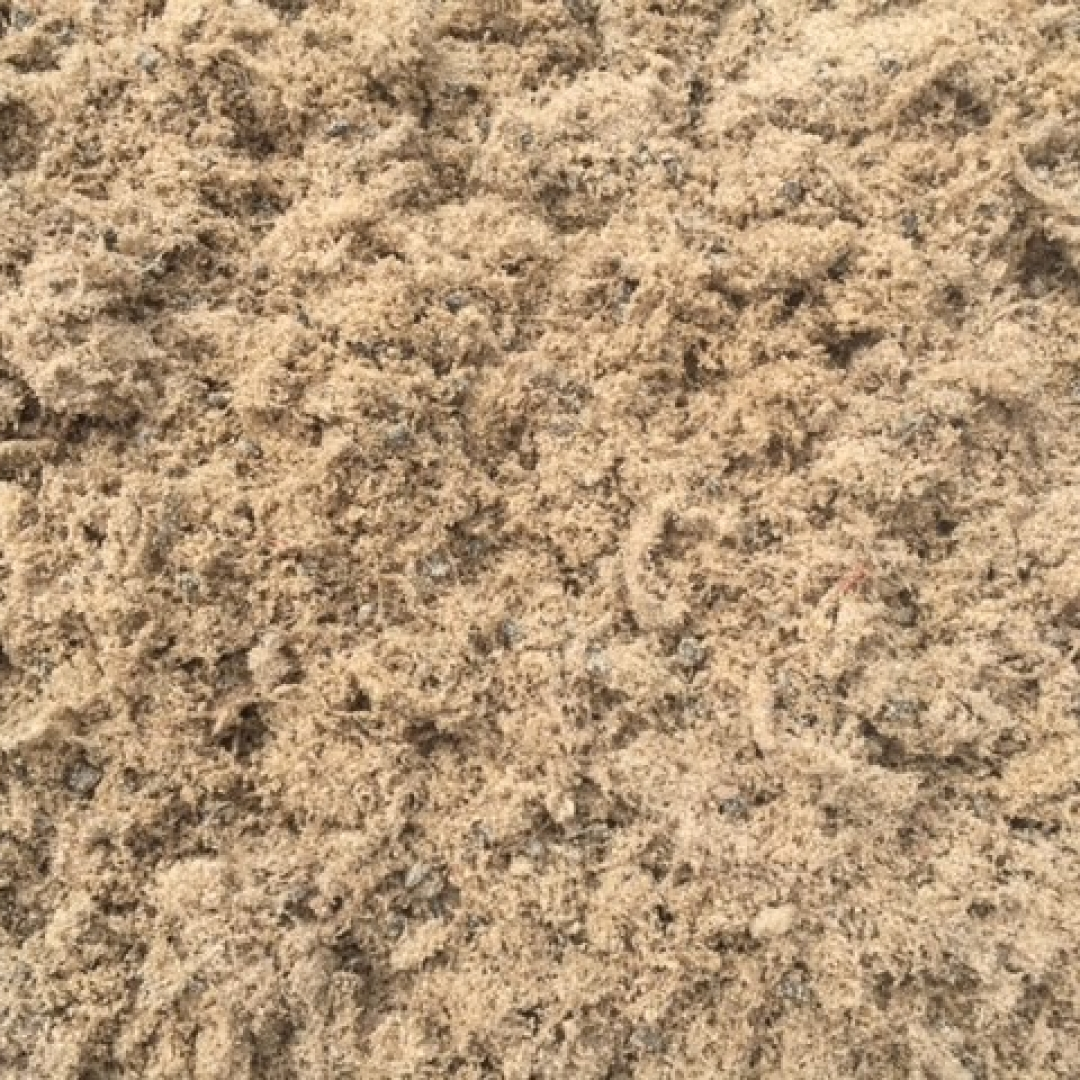 sand and fibre surface
